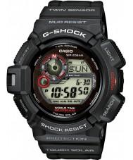 Casio G-9300-1ER Мужские G-SHOCK близнец датчик солнечных батареях часы