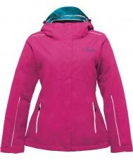 Dare2b DWP321-1Z006L Дамы аналогичным образом электрический розовый лыжная куртка - размер 6