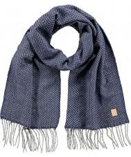 Barts 2918003 Мужские Carson Delft синий шарф