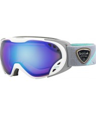 Bolle 21460 Герцогиня белый и серый - полярное лыжные очки