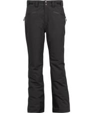 Protest 4610100-290-L-40 Женские кенсингтонские настоящие черные брюки для снега - размер l (40)