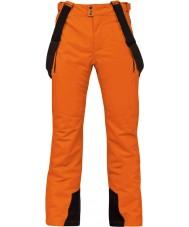 Protest 4710400-324-XS Mens oweny orange pepper snow pants