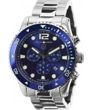 Elliot Brown 929-003-B01 Мужские серебряные часы bloxworth стали хронограф