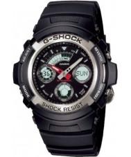 Casio AW-590-1AER Мужские G-Shock хронограф спортивные часы