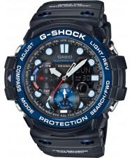 Casio GN-1000B-1AER Мужские график г-шок gulfmaster прилив и луна возраст черные часы