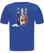 Dare2b DMT323-9PR50-S Мужские бутылки парашютист синий футболка - размер s