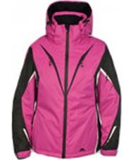 Trespass FAJKSKH20034-XS Дамы астана пурпурного куртка - размер XS
