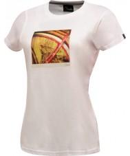 Dare2b Дамы берут две белые футболки