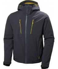 Helly Hansen 65551-994-S Мужская альфа-3-0 куртка