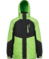Protest 6811162-659-116 Мальчики Бонк младший лист зеленый снег куртка - 6 лет (116 см)