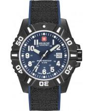 Swiss Military 6-4309-17-003 Мужские часы из черного углерода