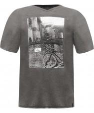 Dare2b Мужская футболка с серым марли