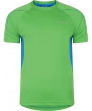 Dare2b Мужская одежда фарватера зеленая футболка