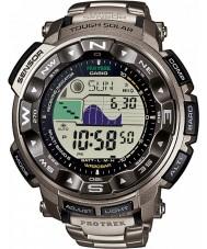 Casio PRW-2500T-7ER Мужские Pro Trek тройной датчик жесткие солнечные часы