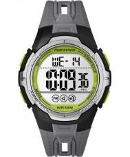 Timex TW5M06700 Mens марафон черной смолы ремешок