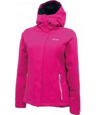 Dare2b DWW120-1Z008L Дамы конвой электрический розовый водонепроницаемая куртка - размер XXS (8)