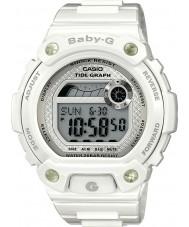 Casio BLX-100-7ER Дамы Baby-G график прилива белый часы