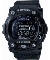 Casio GW-7900B-1ER Мужские G-SHOCK радиоуправляемые солнечный черные часы