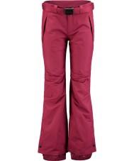 Oneill 658018-3049-XL Дамы звезды страсть красные лыжные брюки - размер XL