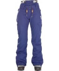 Picture WPT046-DARKB-L Женские тревские лыжные штаны