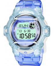 Casio BG-169R-6ER Дамы Baby-G telememo 25 синий цифровые часы