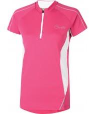 Dare2b Женская пижама электрическая розовая футболка