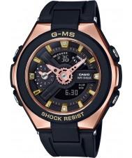 Casio MSG-400G-1A1ER Женские детские часы