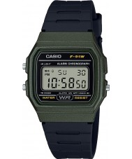 Casio F-91WM-3AEF Коллекция часов