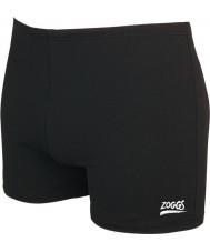 Zoggs 59408030 Mens Коттесло хип гонщик черные плавки - размер 30