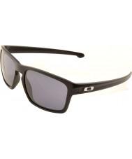 Oakley Oo9262-01 Щепка матовый черный - серый очки