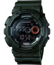 Casio GD-100MS-3ER Мужские часы g-shock