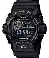 Casio GR-8900A-1ER Мужские г-шок мировое время черный солнечные часы питание