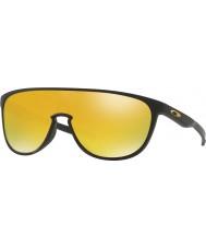 Oakley Oo9318-06 trillbe матовый черный - 24k иридия солнцезащитные очки