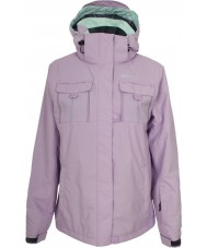 Trespass FAJKSKH20022-XS Дамы фиолетовые румяна лыжная куртка - хз размер