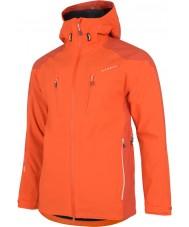 Dare2b DMW118-07G95-XXXL Мужские рослый тыквы оранжевый водонепроницаемая куртка - размер XXXL