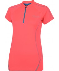 Dare2b Женская пижама неоновая розовая футболка