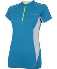 Dare2b Женская рубашка с синими драгоценными камнями
