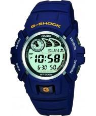 Casio G-2900F-2VER Мужские G-SHOCK электронный банк данных синий часы