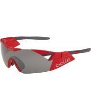 Bolle 6-е чувство сек блестящий пистолет очки красный ТНС