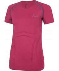 Dare2b Женщины смягчают электрическую розовую футболку