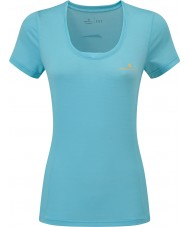 Ronhill RH-002263Rh-00255-16 Дамы шагают рвение сс футболку