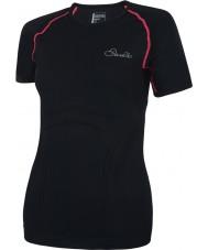 Dare2b Дамы смягчают черную футболку