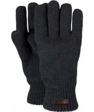 Barts Перчатки мужские хакон черные