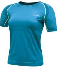 Dare2b Дамы смягчают голубую бриллиантовую футболку