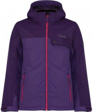 Dare2b Дети объявили королевскую фиолетовую куртку