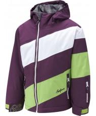 Surfanic SW124001-732-116 Девушки космос фиолетово лыжная куртка - 5-6 лет