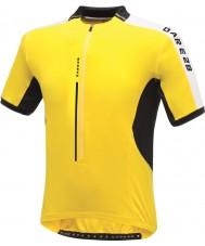 Dare2b DMT134-0QX40-XS Мужские взволнованный ярко желтая майка футболка - размер XS