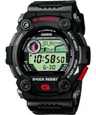 Casio G-7900-1ER Мужские G-SHOCK G-спасательные черные часы