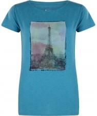 Dare2b Женская башня над эмалевым синим марлевым футболкой