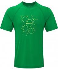 Ronhill Мужская шайба шестиугольника ss футболка